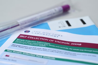 Swab Test for Women