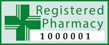 GPhC Registered Pharmacy logo