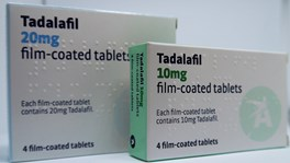 Tadalafil 10mg and 20mg
