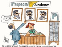 I wanna look like that - Hair Loss Finasteride Aindeen Propecia